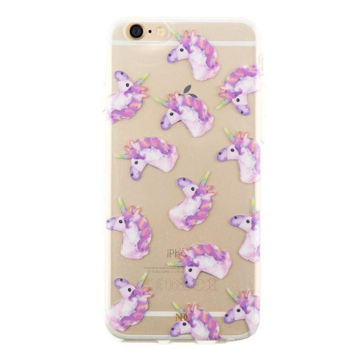 UNICORN IPHONE 6/6S CASE // #iphonecase #unicorncase