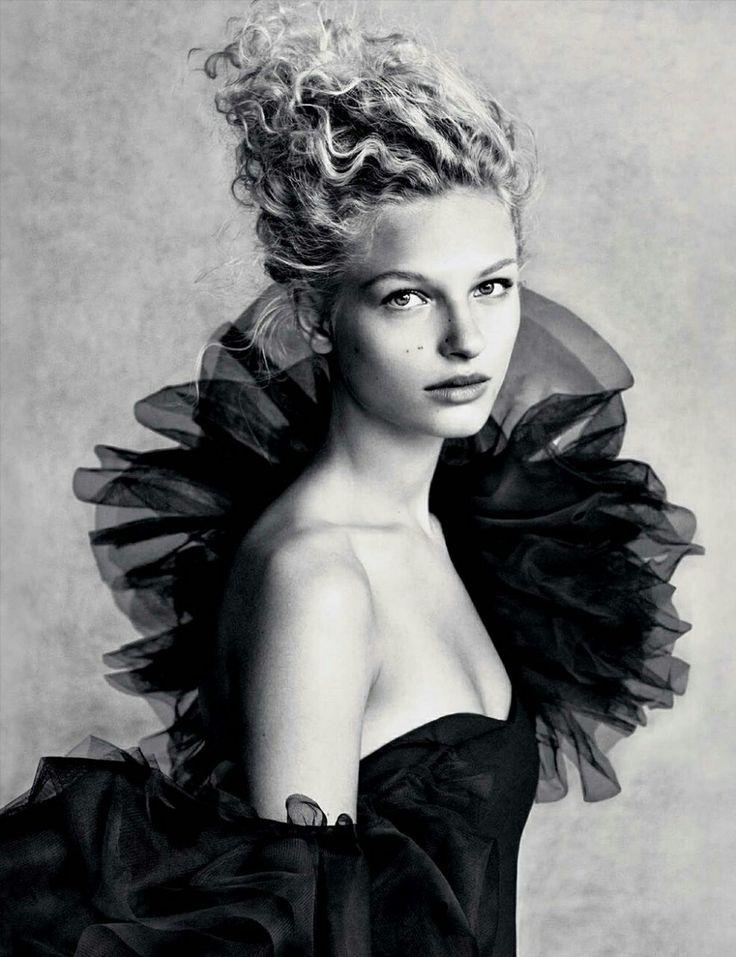 "lisa401971: "" Frederikke Sofie by Patrick Demarchelier for Vogue Australia, October 2016 """