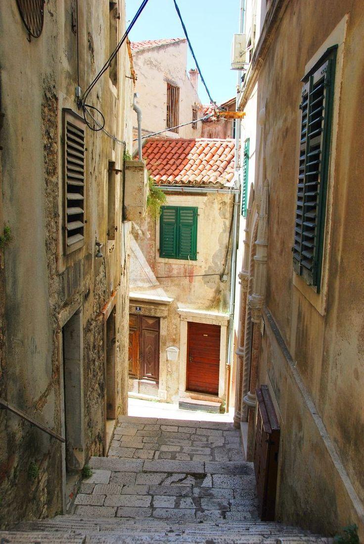 Chorwacja cz. 2: Szybenik, Split, Trogir i Zadar - What a mess!
