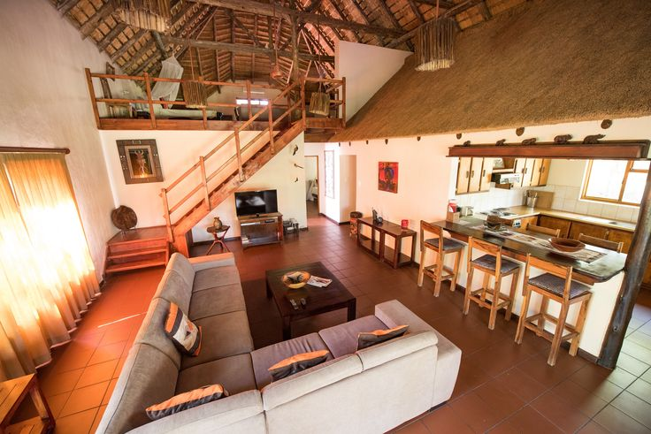 Self-catering Safari House. #SefapaneMagic