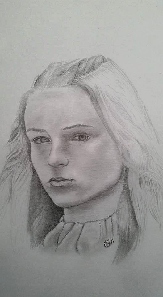 Game of Thrones, Sansa Stark, Sophie Turner.