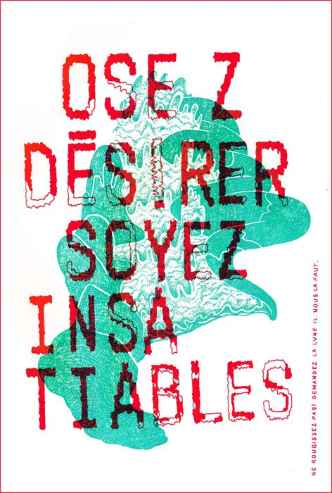 Osez Désirer Soyez Insatiables #3. Julia Chantel / Ne rougissez pas.