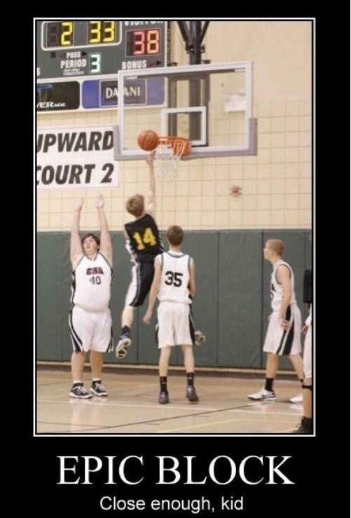 Epic Block // funny pictures - funny photos - funny images - funny pics - funny quotes - #lol #humor #funnypictures