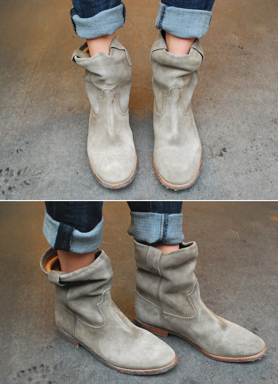 Isabel Marant Jenny boots... ...these boots have my name on them #IM #BOOTS