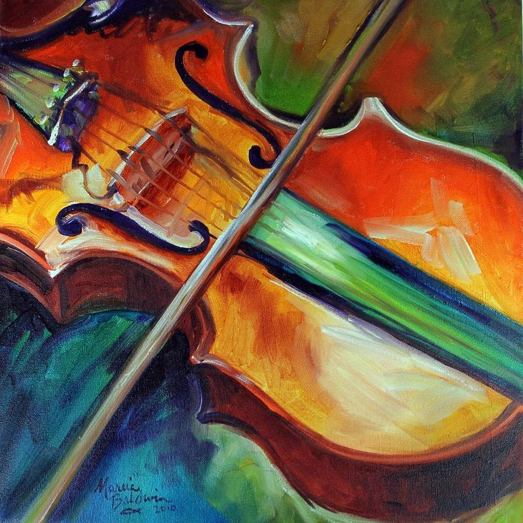 Violin abstract 1818 painting creativity pinterest for What is canvas painting