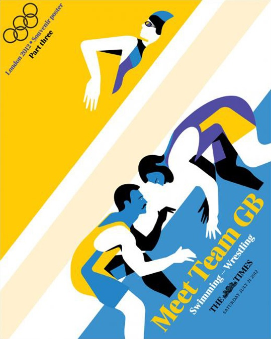 4 Sporting Events  London 2012 - the times                                                                                                                                                      Mais