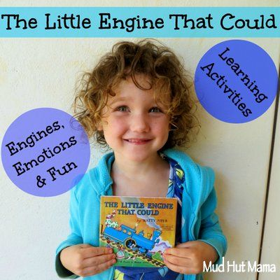 The Little Engine that Could Lesson Plan & Activities to Teach Descriptive Language and Writing