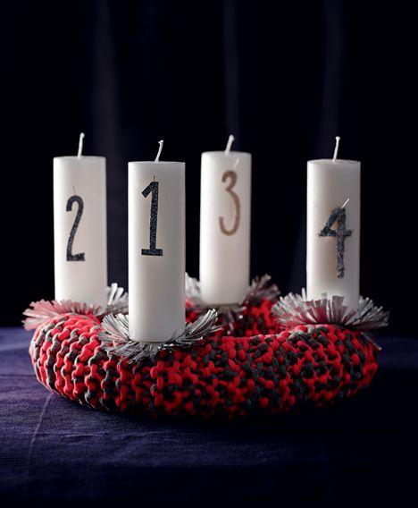 JUL: Klassisk, naturlig, elegant eller helt utraditionel? Lad dig inspirere af disse 20 adventskranse, og lav din helt egen version af den klassiske julepynt.
