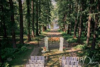Для двоих, студия стильных свадеб в Москве