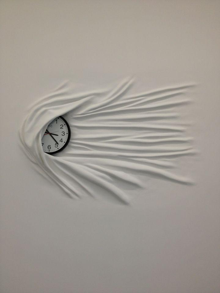 Sculpture by Daniel Arsham