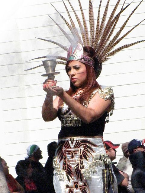 Aztec Costumes | Cinco de Mayo, Aztec Costume | Flickr - Photo Sharing!