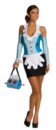 Maid Rosie Jetson Costume