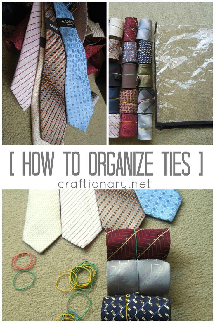 organize-ties