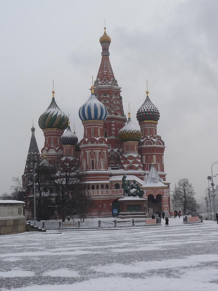 Bons baisers de Moscou