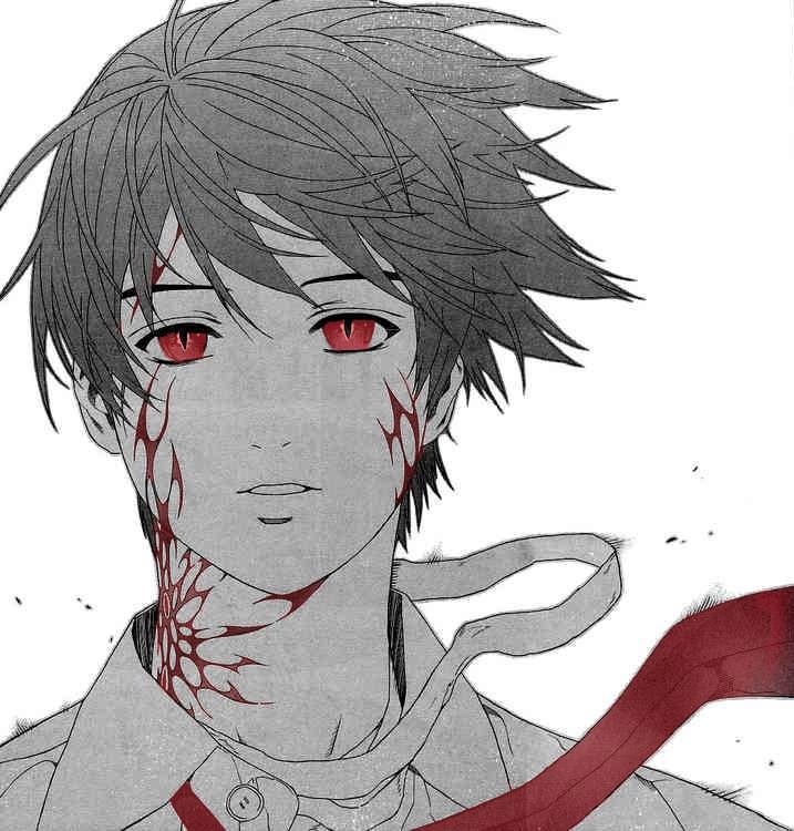 Rosario Vampire Ghoul Tsukune Manga / Anime Pinterest