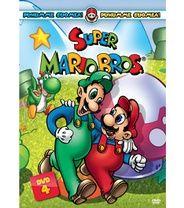 Super Mario Bros 4, DVD