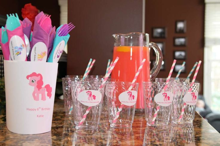 My Little Pony Birthday Party Ideas   Photo 8 of 18   Catch My Party