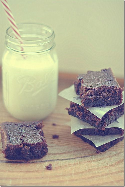 Diet Coke Brownies.. interesting