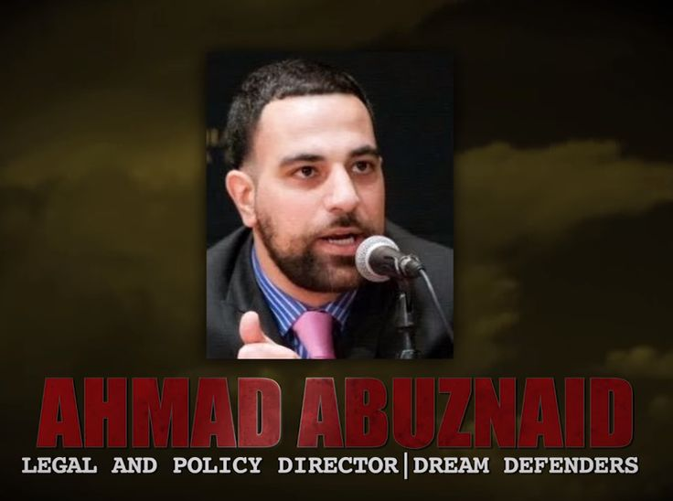"""Ahmad Abuznaid grew up in East Jerusalem, where his father served as a political advisor to Yasser Arafat's terrorist regime. He is associated with the terrorist Marxist-Leninist Popular Front for the Liberation of Palestine. Now Abuznaid helps fight for Marxist-Islamist influence in the U.S.  Find out more by watching our documentary """"America Under Siege: Soviet Islam"""" at DangerousDocumentaries.com"""