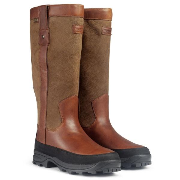 Hunter Balmoral Mens Hawksworth Leather Boot