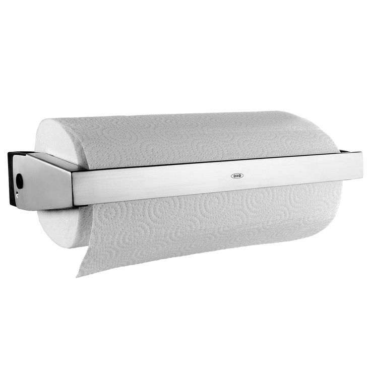 OXO® Pullthru Paper Towel Holder | Sur La Table