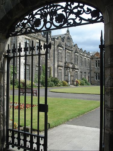St Andrews University - my mother graduated from St. Andrews in about 1942. I would love to go tour the university.