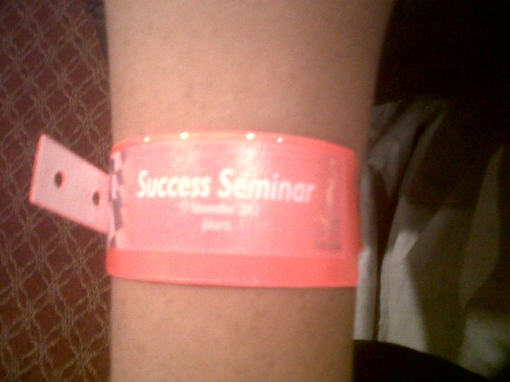 my 1st success Seminar with Oriflame Indonesia