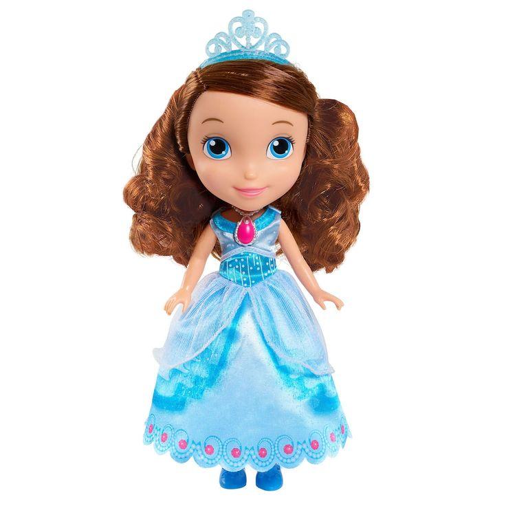 Disney Junior's Sofia the First Princess Sofia Doll, Multicolor
