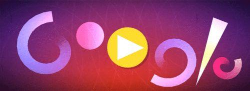 O doodle interativo desta quinta-feira é uma homenagem da Google à obra magnífica de Oskar Fischinger, permitindo que você crie a sua própria música visual. Espero que o inspire a procurar a magia deste artista para a sua própria vida.    oskar-fischingers-117th-birthday-5635181101711360-