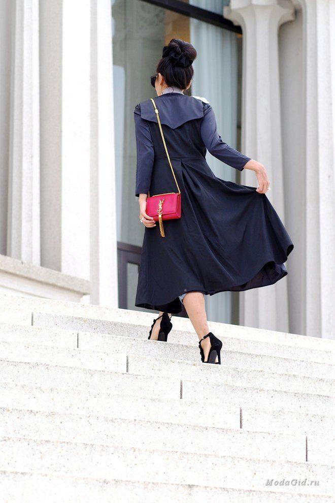 Уличная мода: Модная тайка из Чикаго Thida aka Gick: первое знакомство