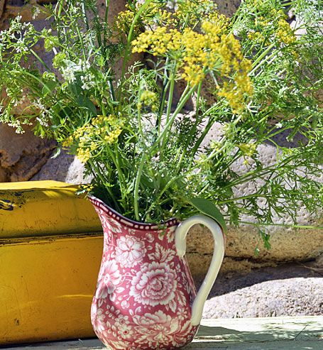 How to Preserve Your Home Grown Fresh Herbs With Sea Salt