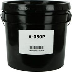 CODE : 3M A-050P PRICE : IDR 1.418.000 #filterair  #jakarta #Miyamizu #3M #Optipure #aquapure   3M A-050P (Activated Carbon Media) Filter Media Replacement for : 3M Backwash Filter (CBF Series)  * To fill the tube CBF 150 requires 3 Pails 3M A-050P * To fill the tube CBF 200 requires 4 pails 3M A-050P