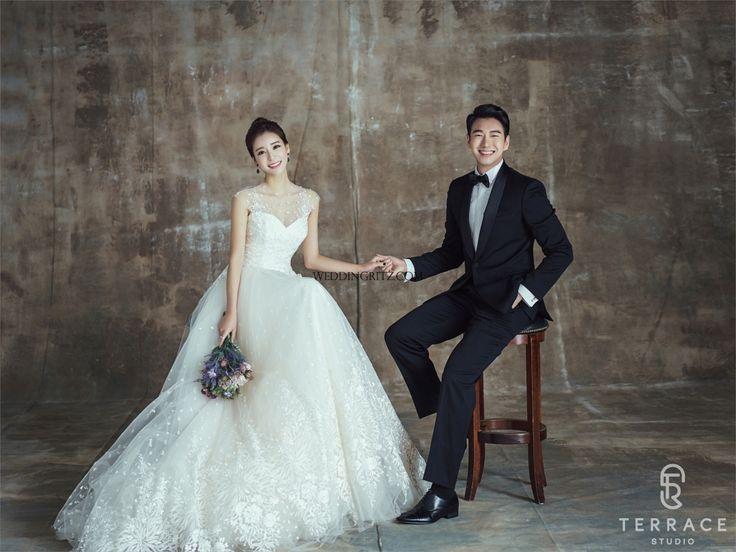 Terrace Brand New Studio S 2016 Korea Pre Wedding Photography