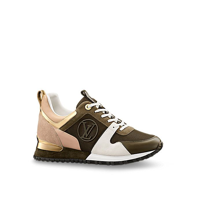 Women's Luxury Christmas Gift - Run Away Sneaker  Women Shoes  | LOUIS VUITTON