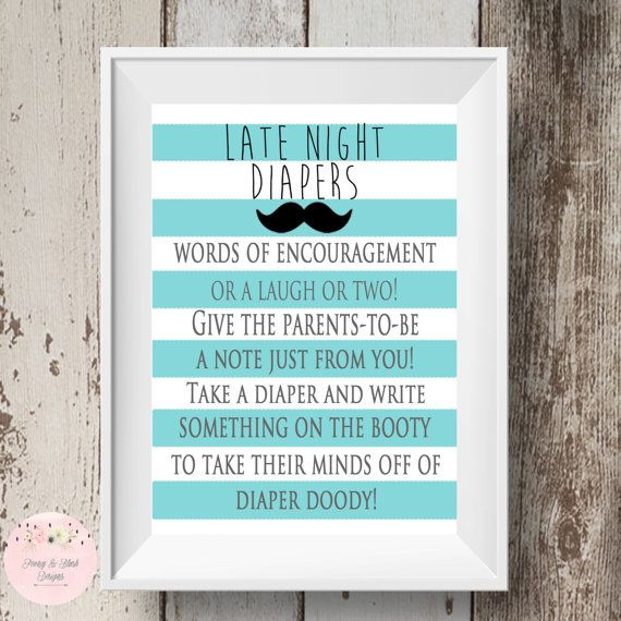 Hey, I found this really awesome Etsy listing at https://www.etsy.com/listing/268861354/mustache-theme-late-night-diapers-game