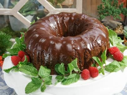 Katie Lee The Kitchen Chocolate Raspberry Bundt Cake Recipe