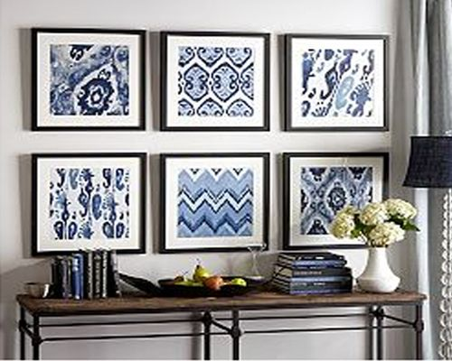Knock Off Pottery Barn Wall Art :: Hometalk