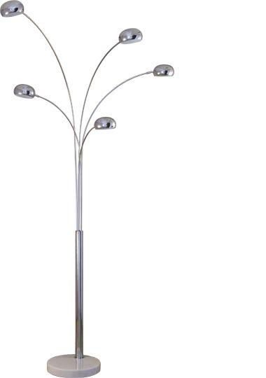 Mantra 5 Light Floor Lamp, Table & Floor Lamps, Floor Lamps, New Zealand's Leading Online Lighting Store