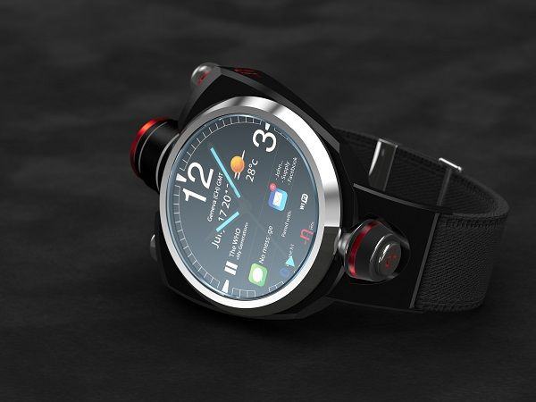 Hyetis CROSSBOW swiss made smartwatch is the hybrid of luxury and technology (video)