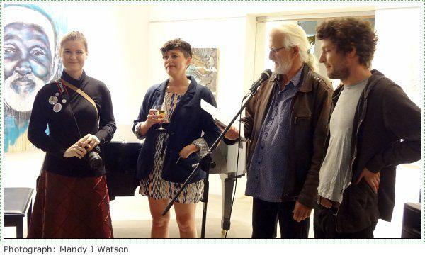 GrafLit 2014: Urban Interiors: The Launch And Exhibition #comics #sacomics #graflit