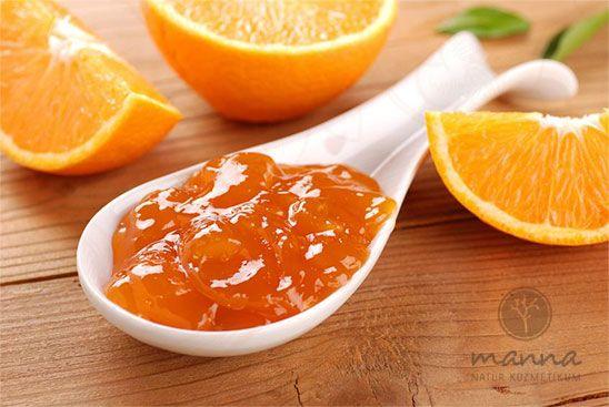 Házi narancslekvár