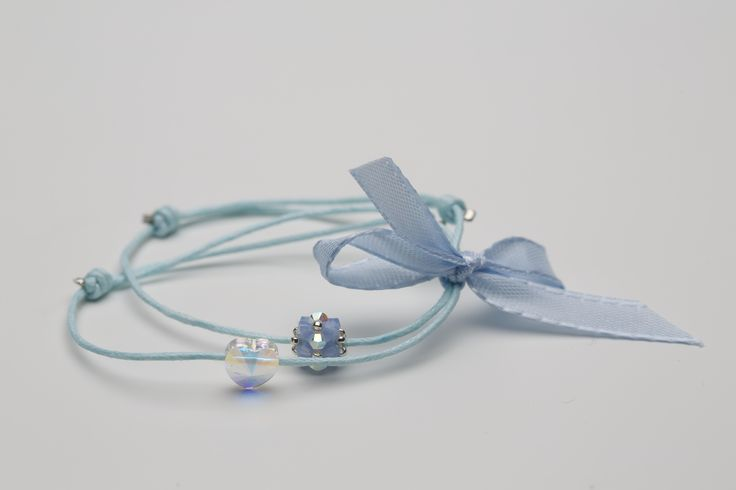 Baby Blue Heart Candy