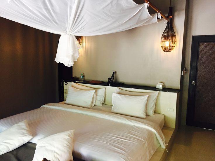 Koh kradan island, sevenseas hotel
