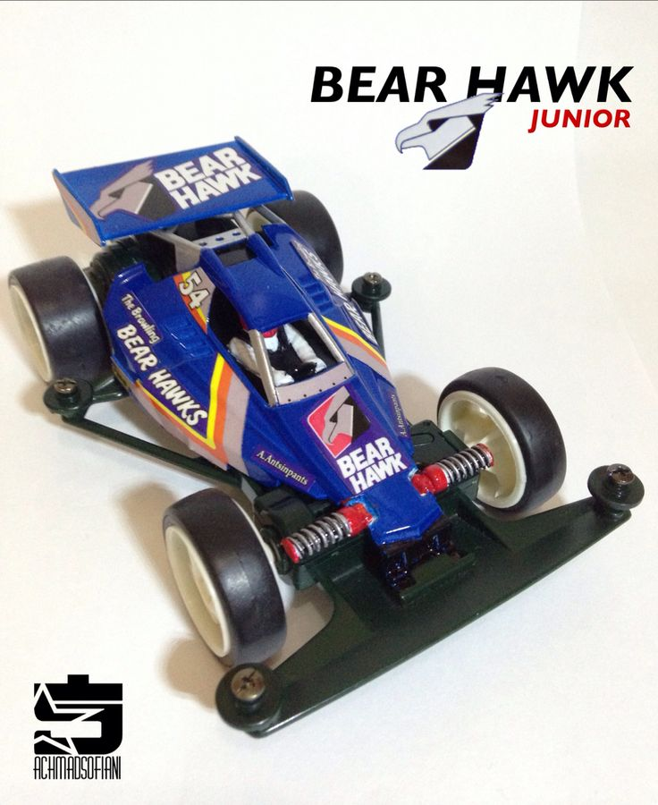 Bear Hawk Jr