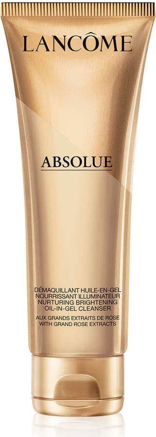 Lancôme Absolue Oil-in-Gel Cleanser, 4.22 oz./ 125 mL