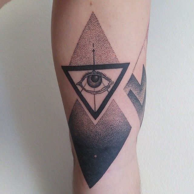 17 Best Ideas About Triangle Tattoo Meanings On Pinterest