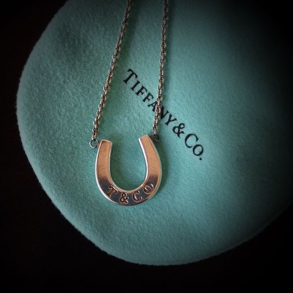 Tiffany Horseshoe Necklace: 25+ Best Ideas About Tiffany And Co Necklace On Pinterest