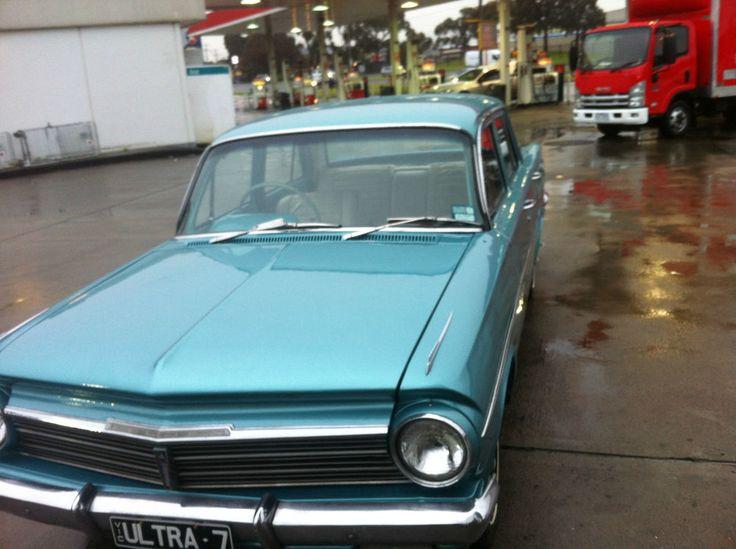 EH Holden Premier (1963) 4D Sedan 3 SP Automatic