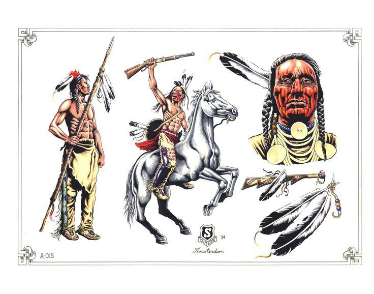 Native American Tattoos Free Tattoo Ideas - Tattoo Image World