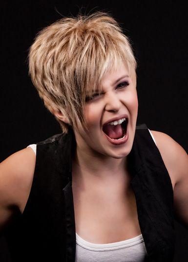 Frisuren Frauen Kurz Fransig Modische Frisuren Für Sie Foto Blog